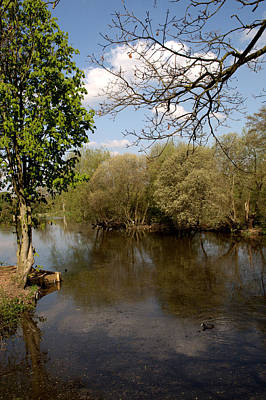 Photograph - Little Britain Lake by Chris Day