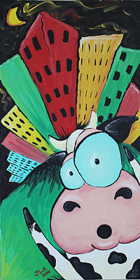 Little Cow Lost Original