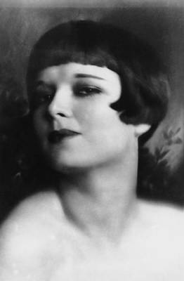 Louise Brooks, Ca. Late 1920s Print by Everett