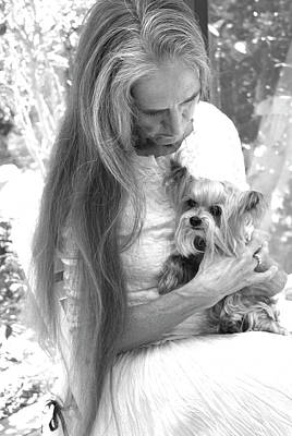 Photograph - Love And Devotion by Nancy Taylor