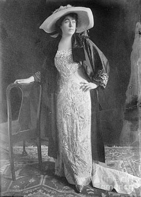 The Titanic Photograph - Margaret Molly Brown by Granger