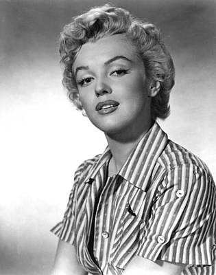 Marilyn Monroe Print by Everett