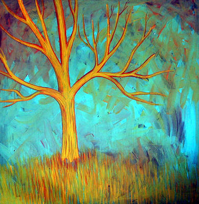 Painting - Mellow Yellow by Monica Furlow
