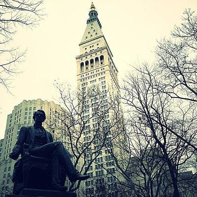 Landmarks Wall Art - Photograph - Metlife Tower by Natasha Marco
