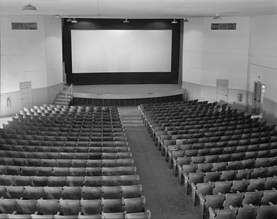 Movie Theaters, The Fort Mccoy Art Print by Everett