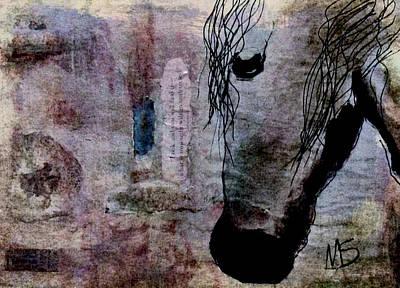 Mprints - Beauty Art Print