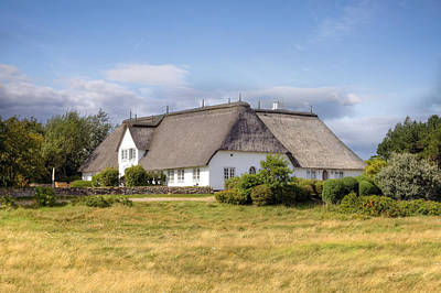 Friesland Photograph - Munkmarsch - Sylt by Joana Kruse