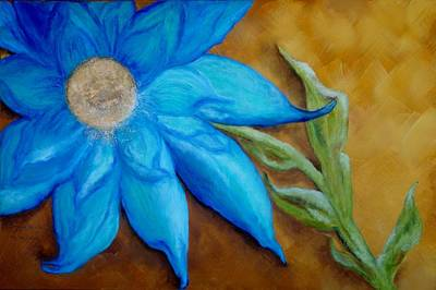 Painting - My Only Sunshine by Annamarie Sidella-Felts