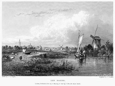 Netherlands: The Hague Art Print by Granger