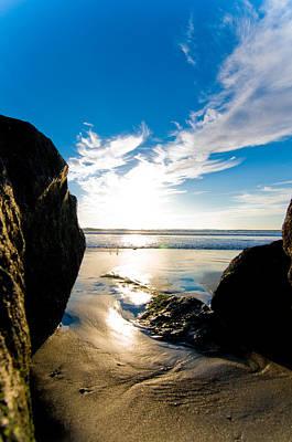 Photograph - Ocean Beach by Mickey Clausen