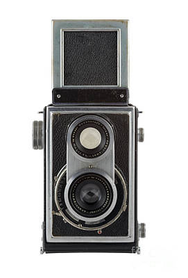 Aperture Photograph - Old Camera by Michal Boubin