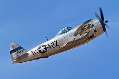 P-47d Thunderbolt Art Print