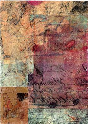 Montage Mixed Media - Paradigm Shift by Phillip  Jaeger