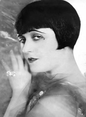 Pola Negri, Ca. Mid-1920s Print by Everett