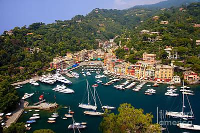 Photograph - Portofino by Brian Jannsen