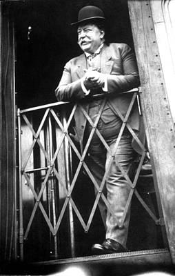 President William Howard Taft Art Print