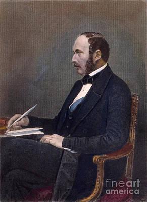 Prince Albert (1819-1861) Art Print by Granger