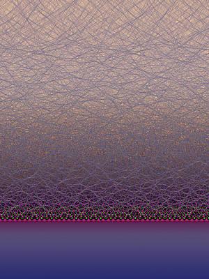 Quantum Waves Art Print by Eric Heller
