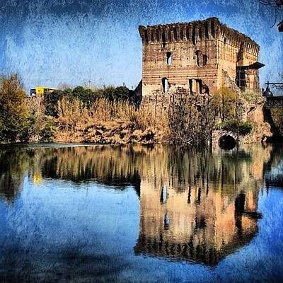Fantasy Photograph - Reflection by Luisa Azzolini