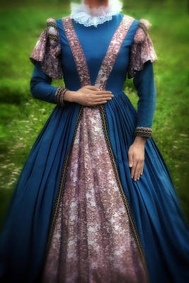 Renaissance Princess Art Print by Joana Kruse