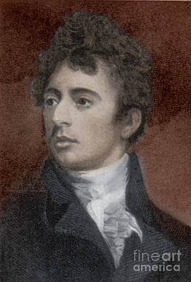 Robert Southey, English Poet Laureate Print by Photo Researchers