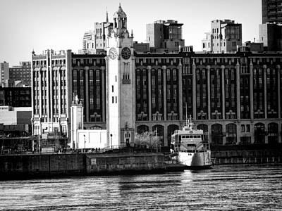 Photograph - Sailor's Clock by Robert Knight