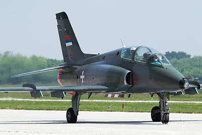 Creative Charisma - Serbian Air Force Soko G-4 Super Galeb by Anton Balakchiev