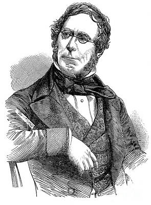 Sir William Edmond Logan Print by Granger