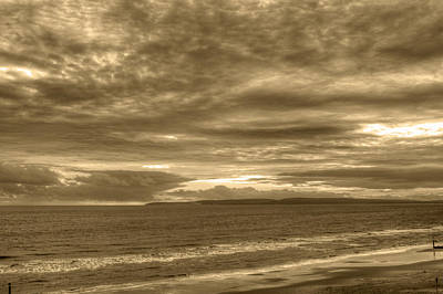 Photograph - Southbourne Beach by Chris Day