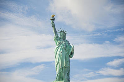 Photograph - Statue Of Liberty by Theodore Jones