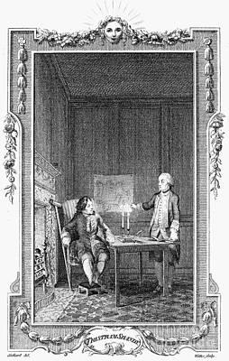 Sterne: Tristram Shandy Art Print by Granger