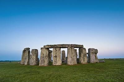 Megalith Photograph - Stonehenge by David Nunuk