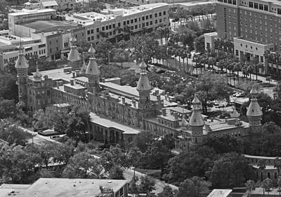 Photograph - Tampa Bay Hotel by John Black