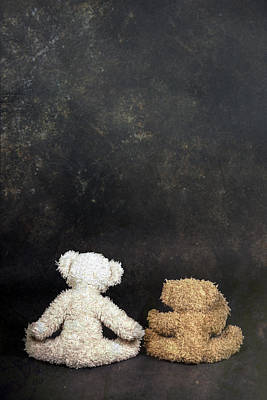 Teddy Bears Art Print by Joana Kruse