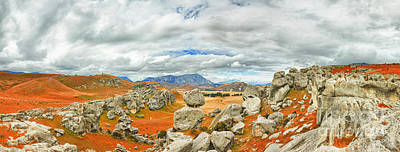Fantasy Royalty-Free and Rights-Managed Images - The Castle Hill by MotHaiBaPhoto Prints