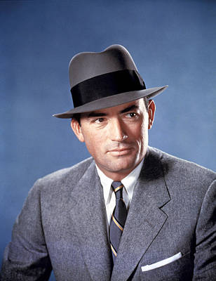 1950s Movies Photograph - The Man In The Gray Flannel Suit by Everett