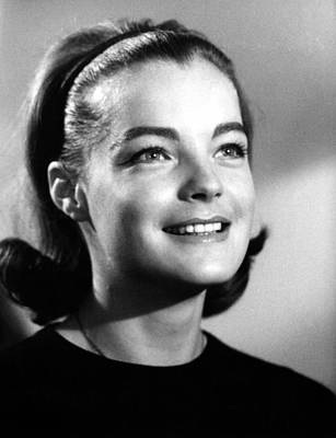 1963 Movies Photograph - The Victors, Romy Schneider, 1963 by Everett