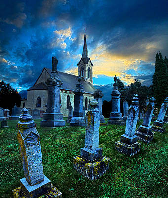 Grave Photograph - Timeless by Phil Koch