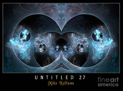 Fun Patterns - Untitled 27 by Mike Nellums