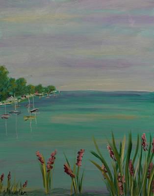 Kugler Painting - Untitled by Scott Kugler