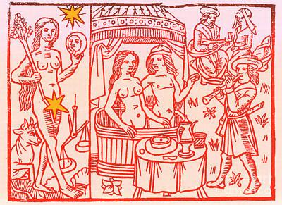 Venus, Roman Goddess Of Love Art Print by Science Source