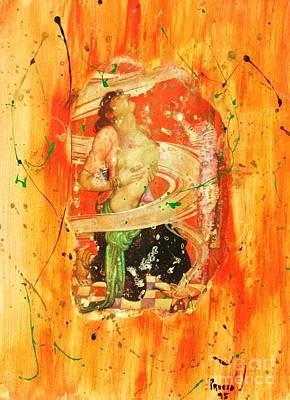 Avant Garde Mixed Media - Vices And Virtues by Roberto Prusso