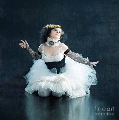 Photograph - Vintage Dancer Series by Cindy Singleton
