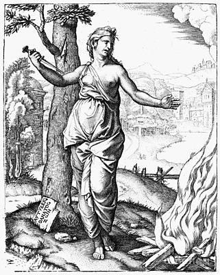 Virgil: The Aeneid Art Print by Granger