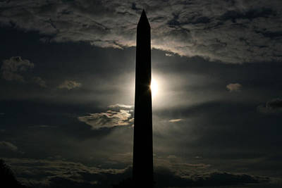 Photograph - Washington Monument by Stacy C Bottoms