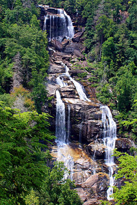 Photograph - Whitewater Falls Nc by Sheila Kay McIntyre