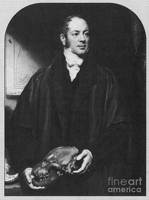 Buckland Photograph - William Buckland, English Paleontologist by Science Source