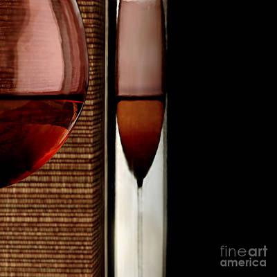 Wine Art Print