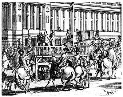 Louis Xvi (1754-1793) Art Print by Granger