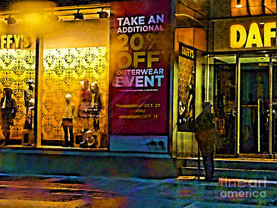 Photograph - 20 Percent Off by Jeff Breiman